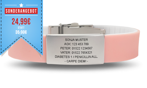 Color iD Notfallarmband