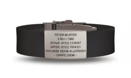 Elite iD Notfallarmband